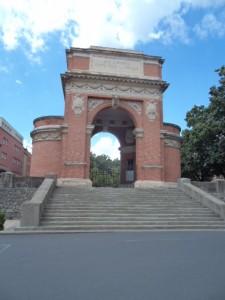War Memorial in Albi.
