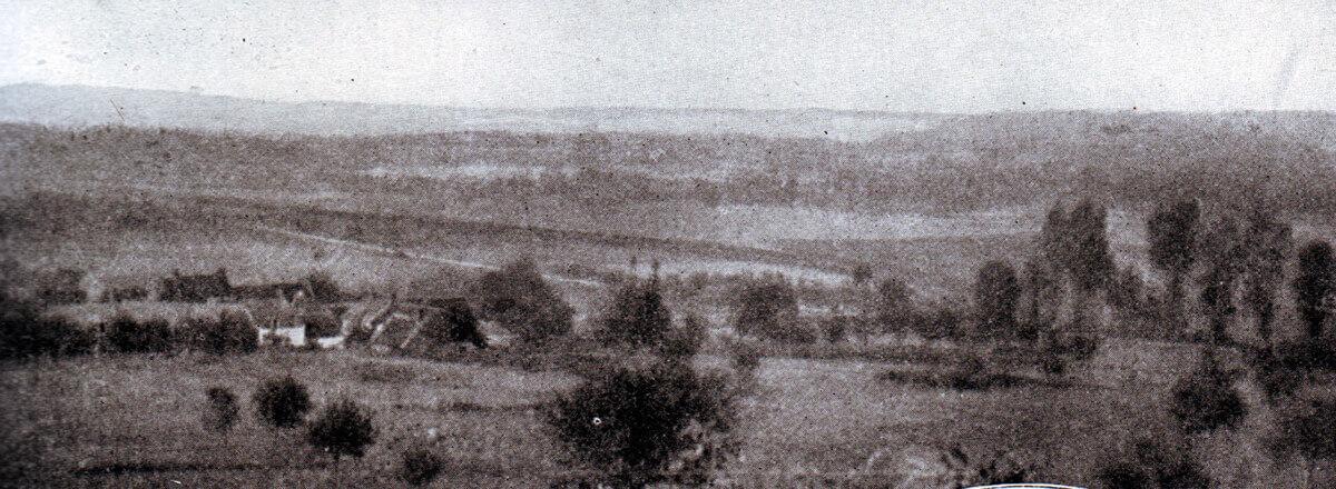 The Aisne battlefield near Braisne