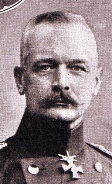 Lieutenant-General von Falkenhayn
