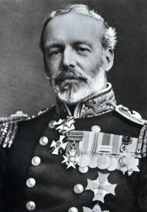 Rear Admiral Sir Christopher Cradock