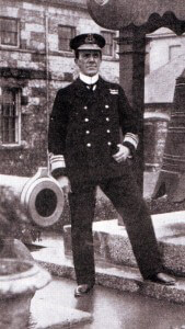 Vice Admiral Sir Frederick Doveton Sturdee RN, British commander at the Battle of the Falkland Islands 8th December 1914