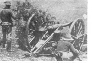 Natal Field Artillery in the Boer War