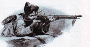 A Boer rifleman