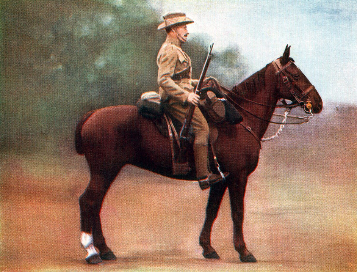 Imperial Light Horse sergeant. The Imperial Light Horse played a key infantry role at the Battle of Elandslaagte on 21st October 1899, two of its captains winning the Victoria Cross and its commanding officer Lieutenant Colonel Chisholme killed leading the attack.