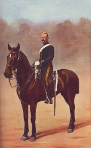 18th Hussar trooper in 1899