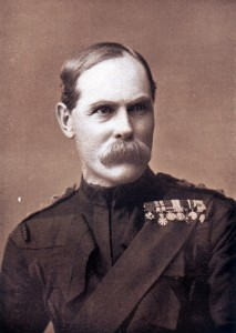 Lieutenant General Lord Methuen, commander of the British force at the Battles of Belmont and Graspan in November 1899