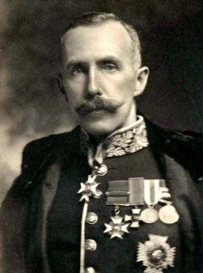 Lieutenant General Sir William Gatacre the British commander at the Battle of Stormberg on 9th December 1899