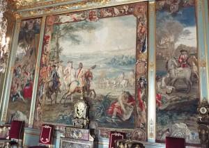 Spectacular British Propaganda: the Blenheim Tapestries