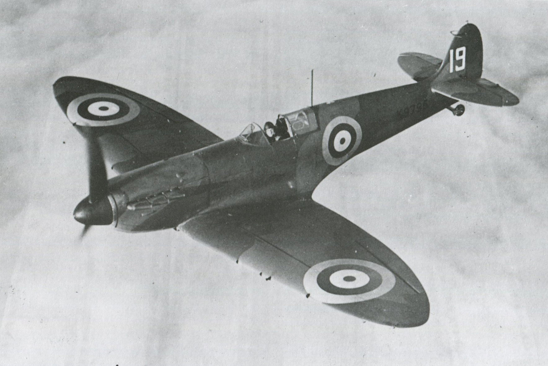 Supermarine Spitfire Mark I 1940
