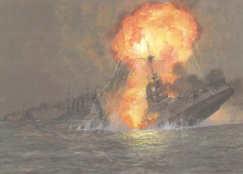 Battle of Jutland 31st May 1916