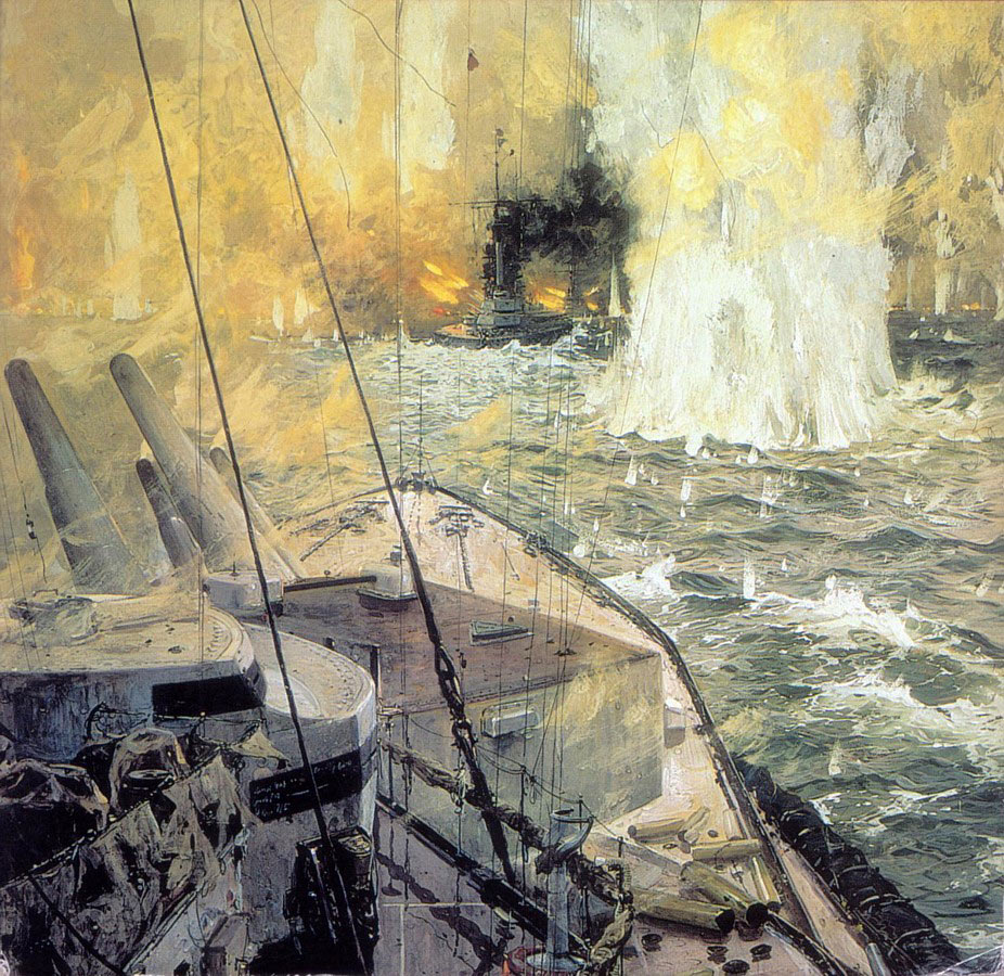 Battle of Jutland 31st May 1916