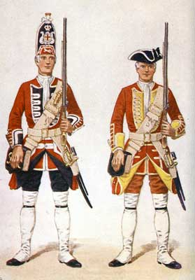 Grenadier of the 1st Guards
