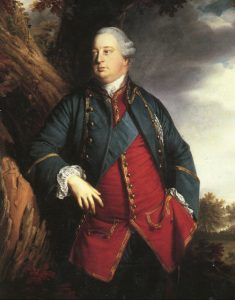 Duke of Cumberland: Battle of Fontenoy on 11th May 1745 in the War of the Austrian Succession