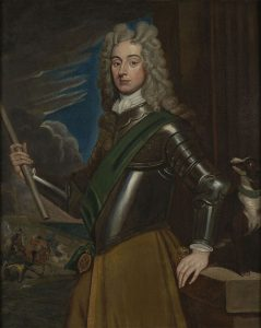 Earl of Stair British Commander at the Battle of Dettingen fought on 27th June 1743 in the War of the Austrian Succession