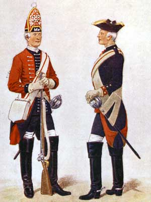 Troopers of the Royal Scots Greys and the Royal Horse Guards