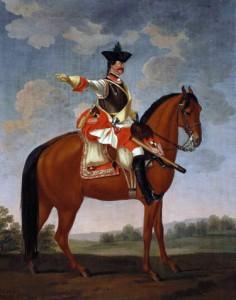 1st Regiment of Cuirassiers 'Hohenzollern-Hechingen'