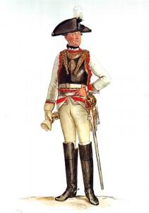 Prussian Kürassier-Regiment von Buddenbrock No 1