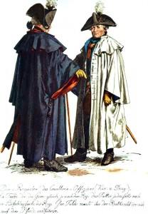 Prussian Kürassier-Regiments No 5 and 6