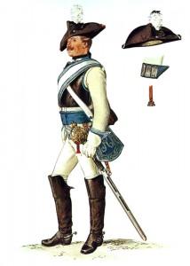 Prussian Leib-Karabinier-Regiment No 11