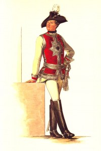 Prussian Garde du Corps No 13