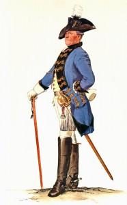 Prussian Dragoner-Regiment No 1