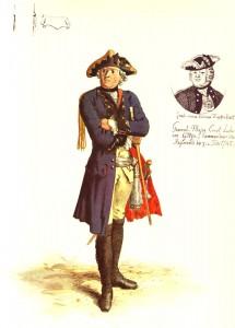 Prussian Füsilier-Regiment Alt-Württemberg No 46