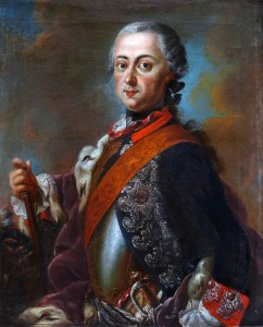 King Frederick II of Prussia