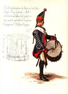 Prussian Infantry Regiment von Bornstedt No 20