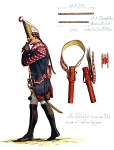 Prussian Infantry Regiment von Meyerinck No 26 fifer
