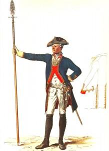 Prussian Infantry Regiment Prinz Leopold Maximilian von Anhalt-Dessau