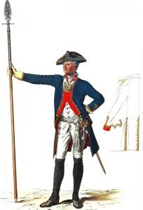 Prussian Infantry Regiment von Kleist No 27
