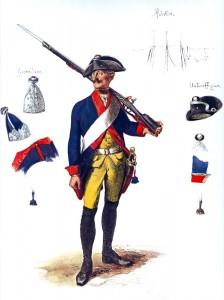 Prussian Infantry Regiment Prinz Ferdinand No 34