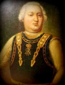 Major General von Buddenbrock