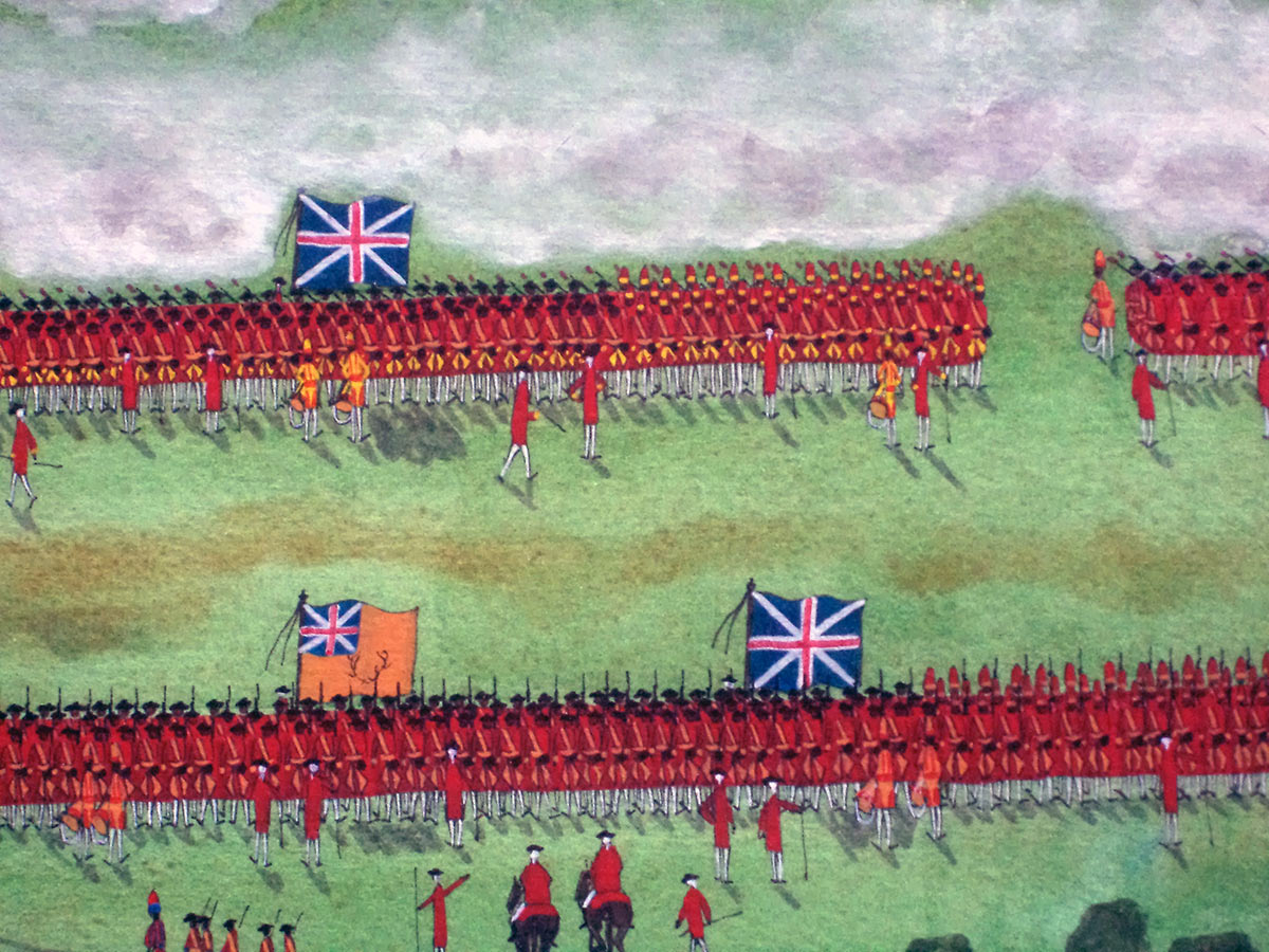 44th and 48th Regiments