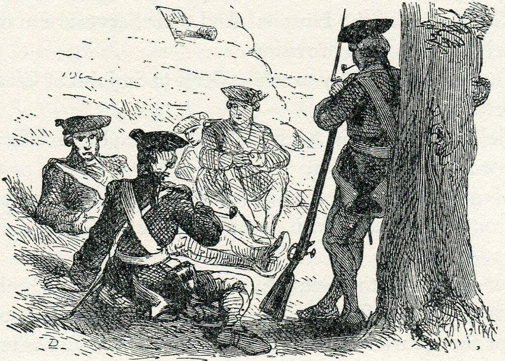 General Braddock's Defeat on the Monongahela Part 8