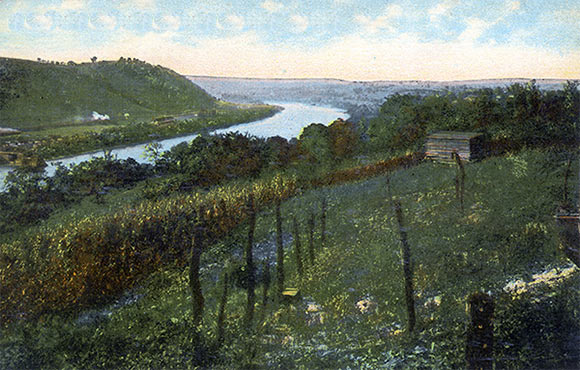 The Monongahela River in later times