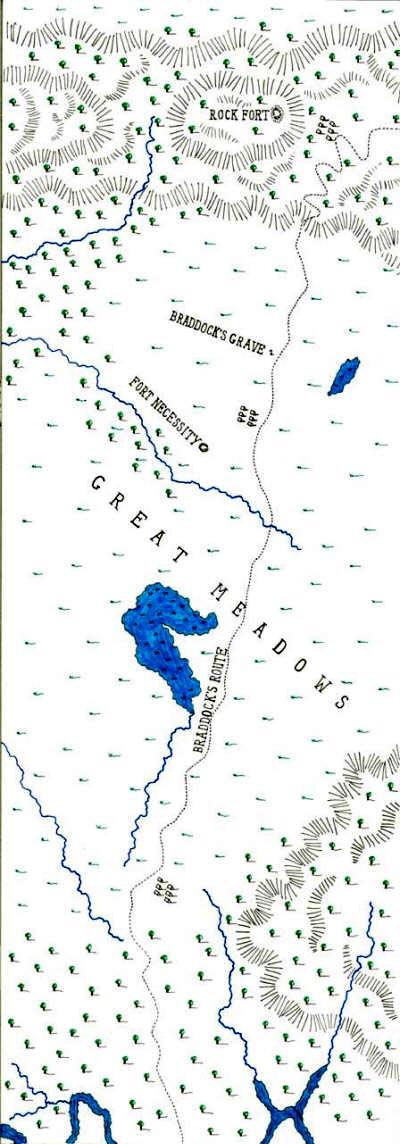 Braddock Map 3