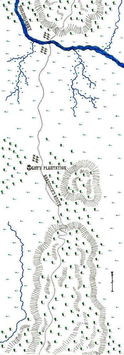 Braddock Map 4
