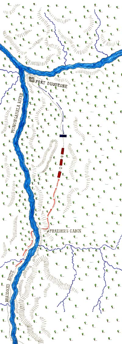 Braddock Map 6