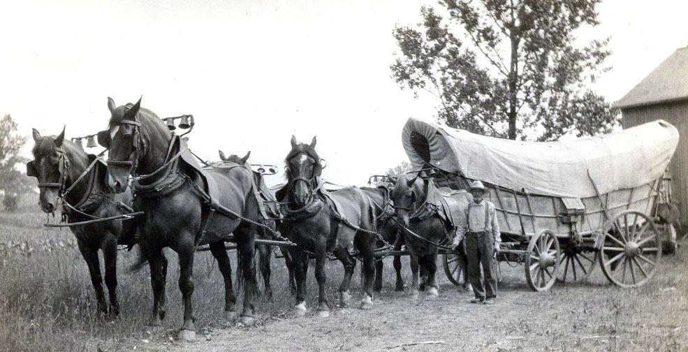 'Connestoga' Wagon