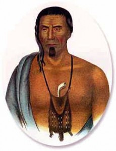 A Delaware Indian