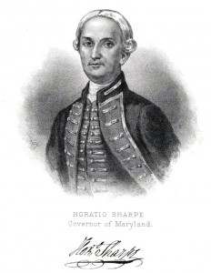 Horatio Sharpe