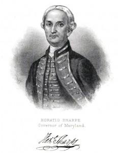 Horatio Sharpe