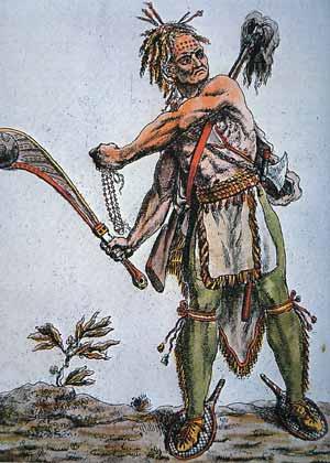 A Mingo Warrier