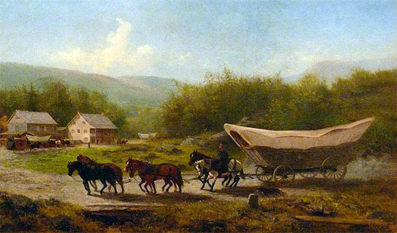 Pennsylvania wagon