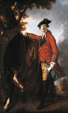 Captain Robert Orme