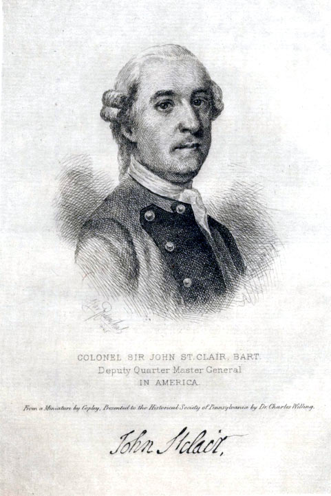 Sir John Saint Clair