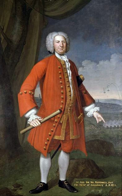 Colonel Sir William Pepperell