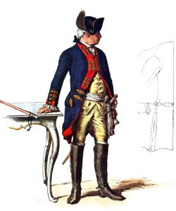 Prussian Infantry Regiment Graf Dohna