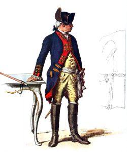 Prussian Infantry Regiment Graf Dohna